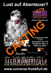 Cheerleader Casting 2010